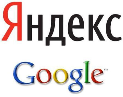 Google and Yandex